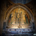 Santa Restituta. Madonna del Principio